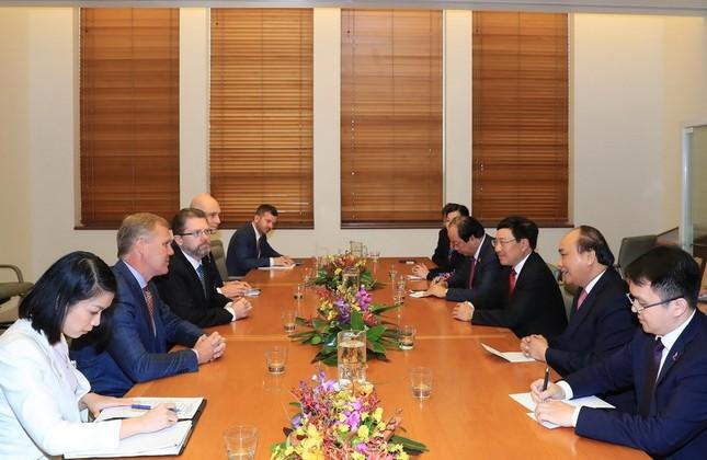 Thủ tướng Nguyễn Xuân Phúc thăm chính thức Australia ảnh 8