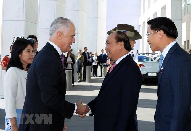 Thủ tướng Nguyễn Xuân Phúc thăm chính thức Australia ảnh 1