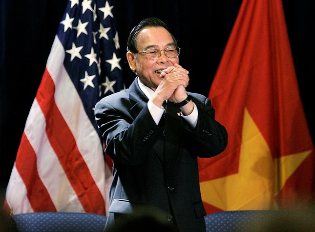 Cố Thủ tướng Phan Văn Khải và chuyến thăm Mỹ lịch sử ảnh 4