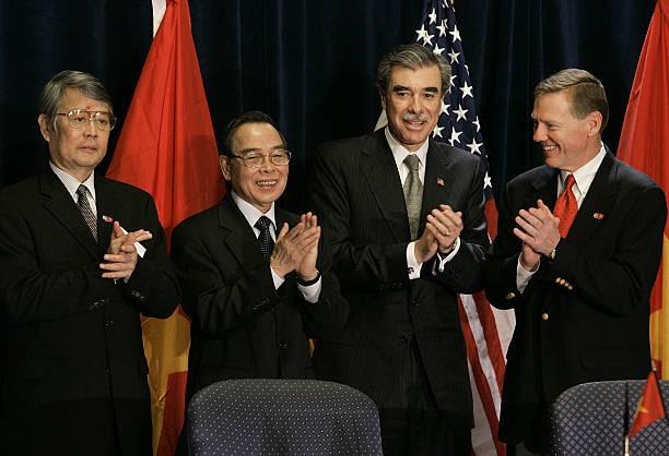Cố Thủ tướng Phan Văn Khải và chuyến thăm Mỹ lịch sử ảnh 5