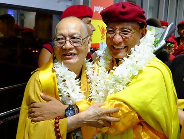 Pháp Vương Drukpa đến TP HCM ảnh 2