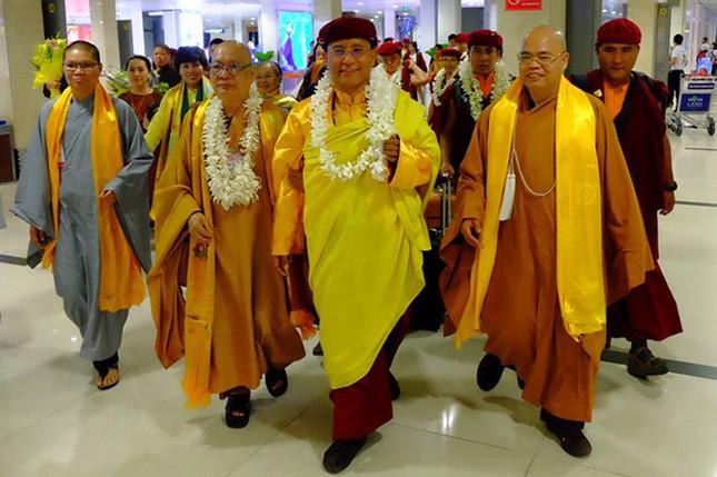 Pháp Vương Drukpa đến TP HCM ảnh 3