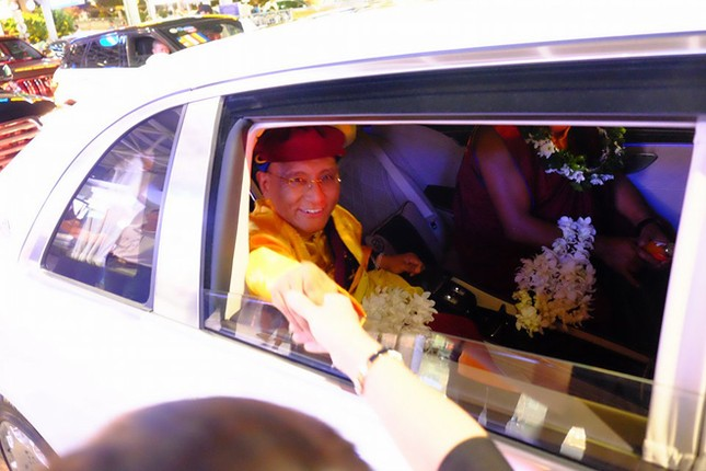 Pháp Vương Drukpa đến TP HCM ảnh 6