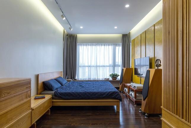 Căn chung cư tầng 26 ở Hà Nội giống... nhà vườn kiểu Nhật ảnh 11