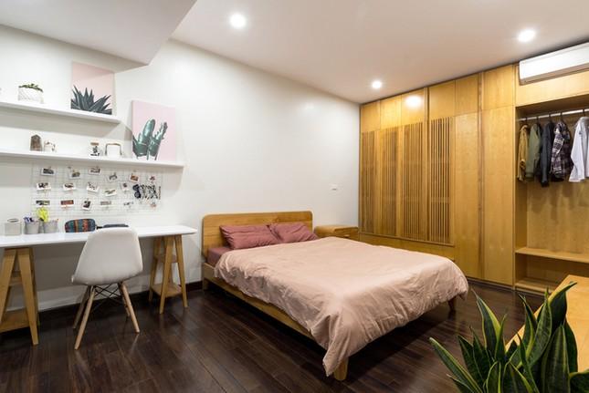 Căn chung cư tầng 26 ở Hà Nội giống... nhà vườn kiểu Nhật ảnh 12
