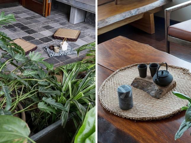 Căn chung cư tầng 26 ở Hà Nội giống... nhà vườn kiểu Nhật ảnh 6