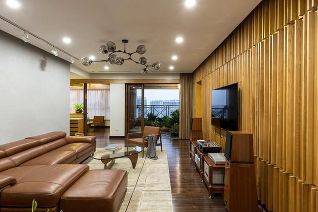 Căn chung cư tầng 26 ở Hà Nội giống... nhà vườn kiểu Nhật ảnh 8