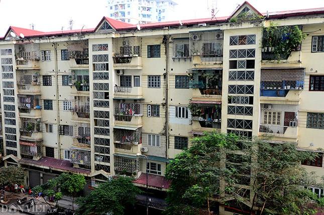 Nhếch nhác khu tái định cư ở Hà Nội: Chuồng gà, 'chuồng cọp' đua mọc ảnh 15