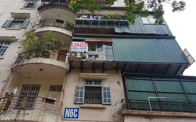 Nhếch nhác khu tái định cư ở Hà Nội: Chuồng gà, 'chuồng cọp' đua mọc ảnh 8