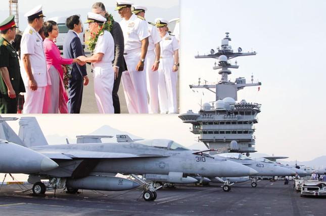 Thượng tướng Nguyễn Chí Vịnh: 'Quan trọng nhất phải giữ được hòa bình, độc lập, tự chủ' ảnh 3