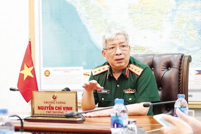 Thượng tướng Nguyễn Chí Vịnh: 'Quan trọng nhất phải giữ được hòa bình, độc lập, tự chủ' ảnh 2