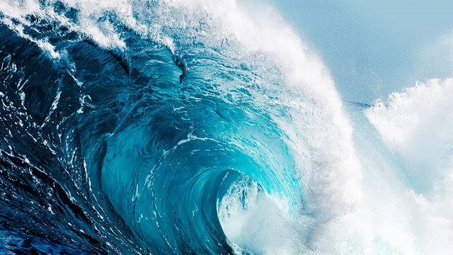 Kinh hoàng những con sóng 'ma' nuốt trọn tàu thuyền ảnh 7