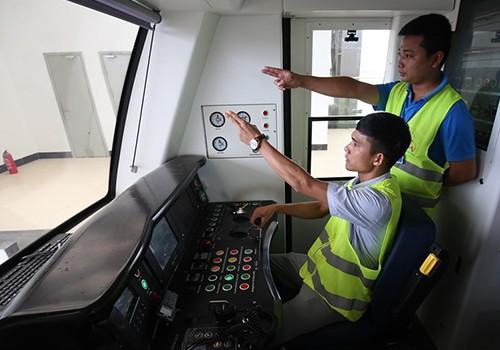 Thẻ vé đường sắt Cát Linh - Hà Đông in hình tháp Rùa ảnh 2