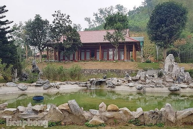 Thanh tra hé lộ loạt sai phạm tại khu du lịch sinh thái 'khủng' ở Thái Nguyên ảnh 2