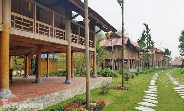 Thanh tra hé lộ loạt sai phạm tại khu du lịch sinh thái 'khủng' ở Thái Nguyên ảnh 3