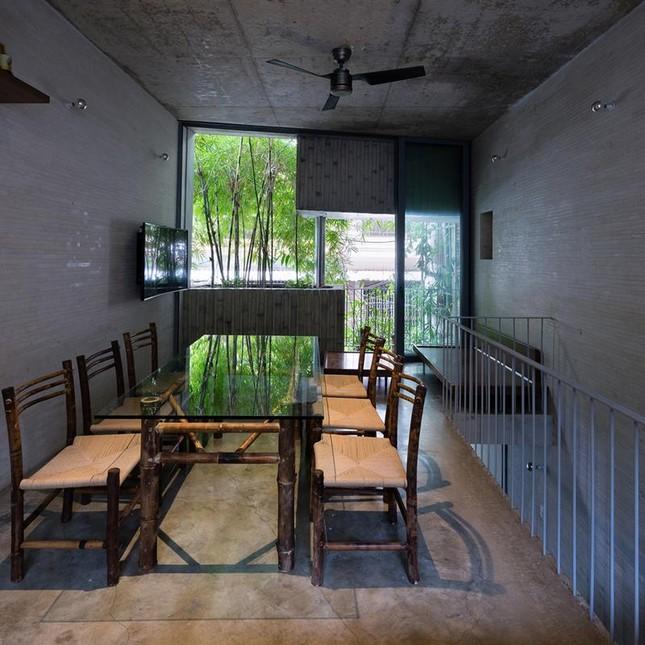 'Nhà tre' như rừng cây trong hẻm Sài Gòn, vừa tắm vừa nghe chim hót ảnh 5