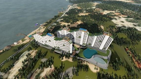 Bốn dự án bất động sản tại Bình Thuận bị ngừng giao dịch ảnh 1