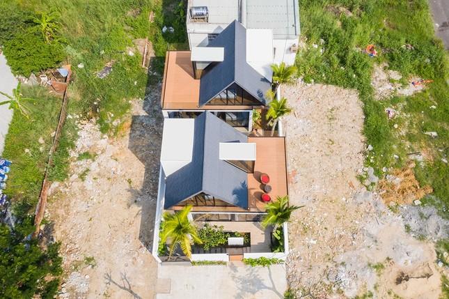 Ngỡ ngàng trước vẻ đẹp ngôi nhà dưới chân núi Sơn Trà ảnh 3