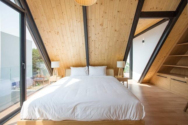 Ngỡ ngàng trước vẻ đẹp ngôi nhà dưới chân núi Sơn Trà ảnh 6