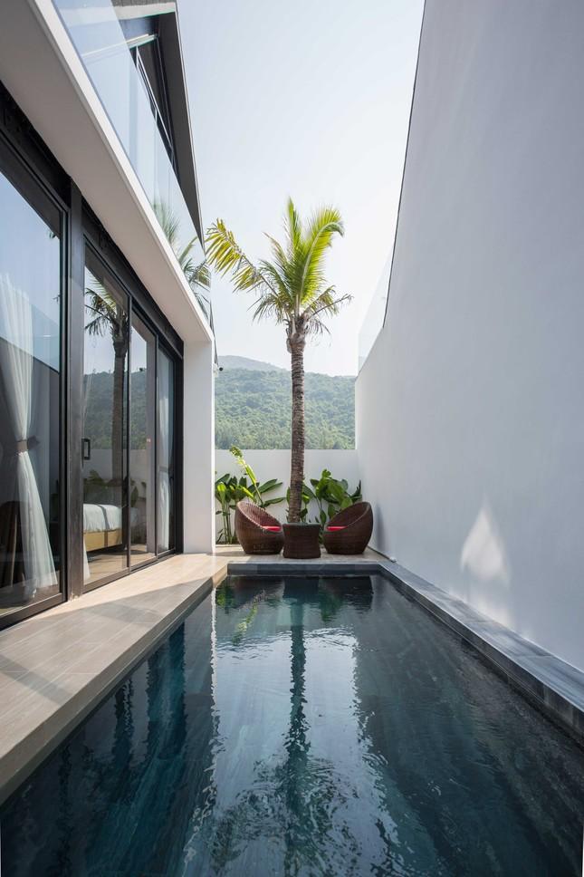 Ngỡ ngàng trước vẻ đẹp ngôi nhà dưới chân núi Sơn Trà ảnh 8