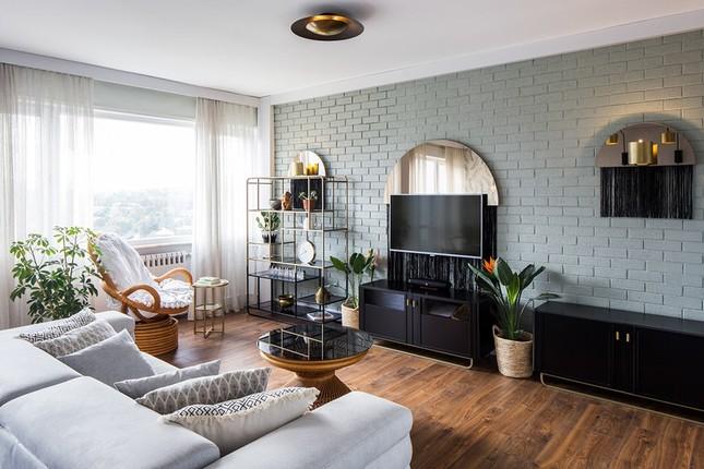 Căn hộ có nội thất đơn giản nhưng sang trọng nhờ gu thẩm mỹ tinh tế ảnh 1