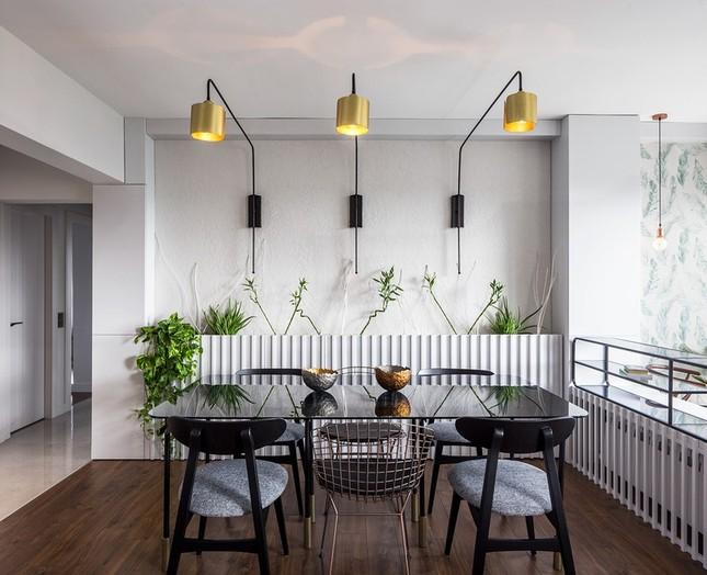 Căn hộ có nội thất đơn giản nhưng sang trọng nhờ gu thẩm mỹ tinh tế ảnh 4
