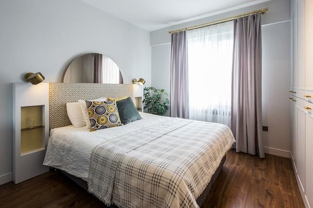 Căn hộ có nội thất đơn giản nhưng sang trọng nhờ gu thẩm mỹ tinh tế ảnh 7