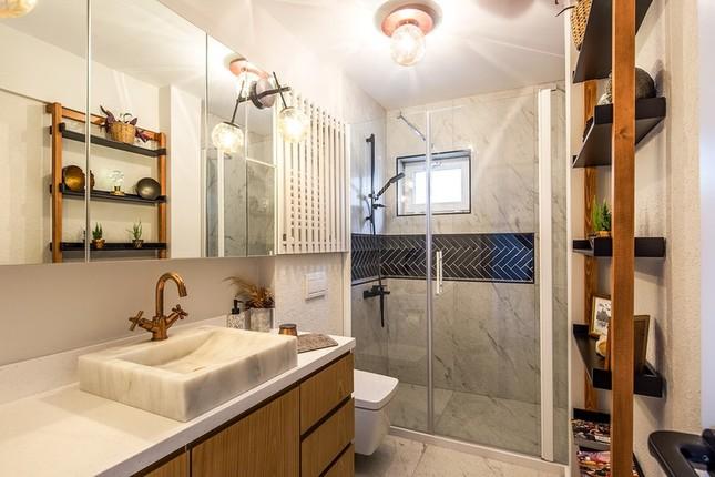 Căn hộ có nội thất đơn giản nhưng sang trọng nhờ gu thẩm mỹ tinh tế ảnh 8