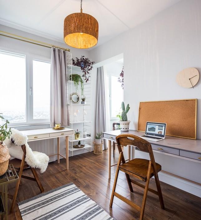 Căn hộ có nội thất đơn giản nhưng sang trọng nhờ gu thẩm mỹ tinh tế ảnh 9