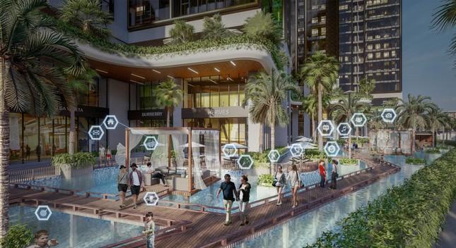 Sống thời thượng tại Sunshine City Sài Gòn với công nghệ Smart Living 4.0 ảnh 1