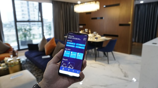 Sống thời thượng tại Sunshine City Sài Gòn với công nghệ Smart Living 4.0 ảnh 2