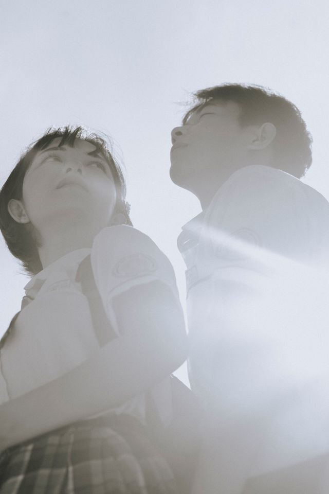Bộ ảnh chuyện tình 'gà bông' đẹp trong veo của cặp đôi Đồng Nai ảnh 8