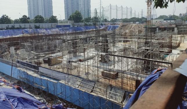 Cưỡng chế bệnh viện 5 sao xây 'chui' giữa Thủ đô ảnh 2