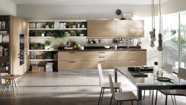 Những mẫu nhà bếp vừa nấu ăn, vừa ngắm cảnh đẹp đến khó tin ảnh 4