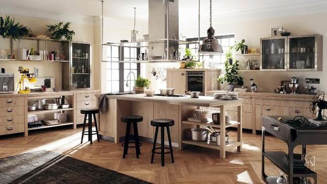 Những mẫu nhà bếp vừa nấu ăn, vừa ngắm cảnh đẹp đến khó tin ảnh 7