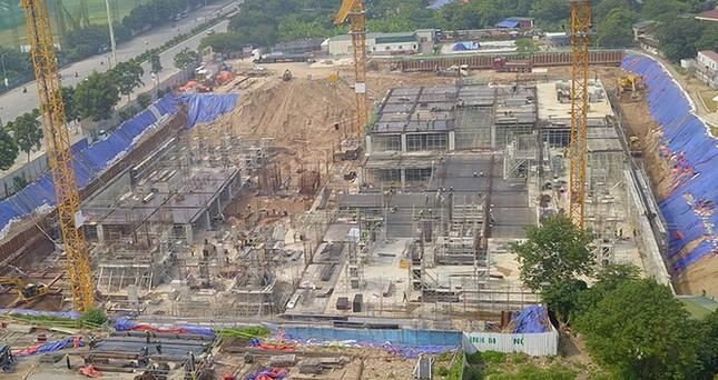 Soi đất vàng ông chủ nước sạch sông Đà, bệnh viện 5 sao xây 'chui' bị cưỡng chế ảnh 2