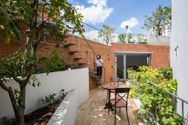 Nhà gạch nung rợp bóng cây xanh lọt đề cử kiến trúc đẹp nhất thế giới ảnh 1