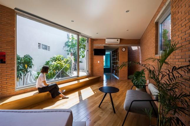 Nhà gạch nung rợp bóng cây xanh lọt đề cử kiến trúc đẹp nhất thế giới ảnh 3