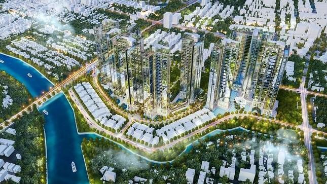 Sống sinh thái, sống tâm điểm, sống hiện đại tại Sunshine City Sài Gòn ảnh 1