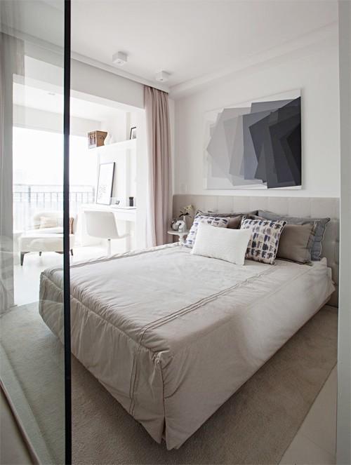 'Tuyệt chiêu' giúp căn hộ 35 m2 sang trọng như rộng gấp đôi ảnh 6