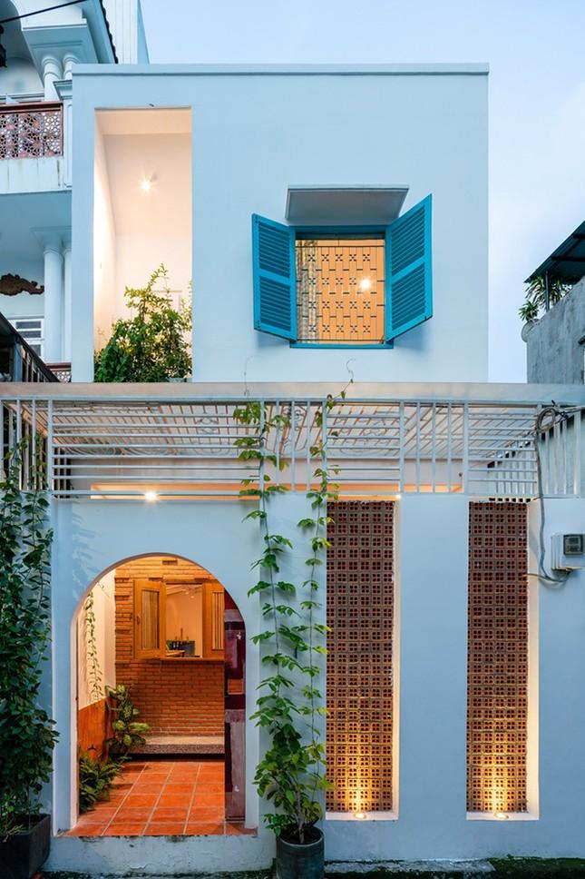 Vợ chồng Việt sửa nhà cấp 4 cũ thành nơi ở đẹp đến mức báo Mỹ cũng phải khen ảnh 18