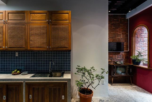 Vợ chồng Việt sửa nhà cấp 4 cũ thành nơi ở đẹp đến mức báo Mỹ cũng phải khen ảnh 6