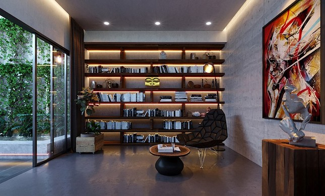 Các kiểu nội thất gỗ mộc vẫn khiến ngôi nhà đẹp nao lòng ảnh 4