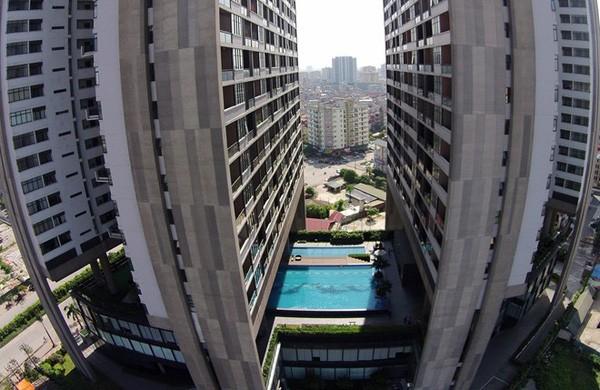 Chung cư có diện tích chuyển công năng thành căn hộ khi chưa xin phép ảnh 2
