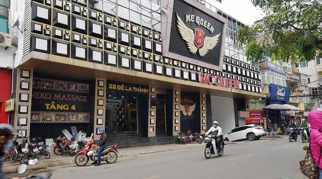 Trung tâm thương mại giữa Hà Nội làm 'chuồng cọp' khủng không phép ảnh 1