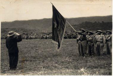 Những hình ảnh đặc biệt về Người Anh Cả của Quân đội, Đại tướng của nhân dân ảnh 11