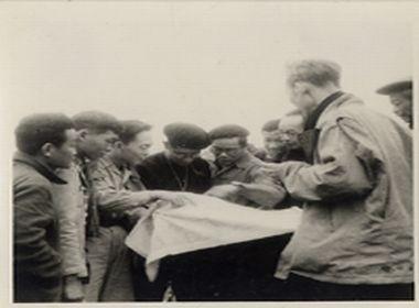Những hình ảnh đặc biệt về Người Anh Cả của Quân đội, Đại tướng của nhân dân ảnh 5