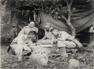 Những hình ảnh đặc biệt về Người Anh Cả của Quân đội, Đại tướng của nhân dân ảnh 6