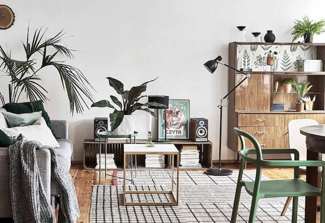 Những kiểu trang trí nhà đơn giản nhưng cực 'chất' để đón Tết ảnh 8