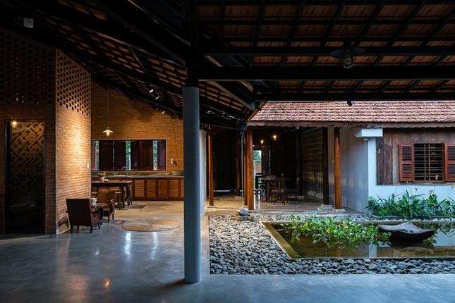 Chán nhà tầng, vợ chồng Việt xây nhà 2.000m2 như nhà 'điền chủ' ảnh 11
